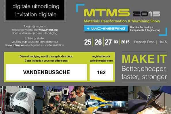 Beurs MTMS 2015
