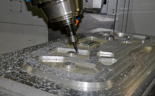 Machining until 5 axis and more